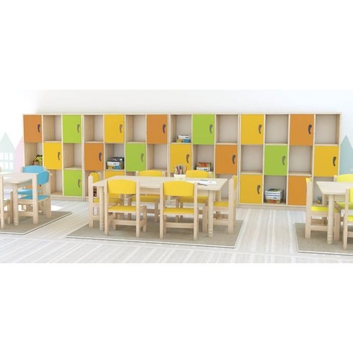Storage Cubby Cabinets by NOVUM