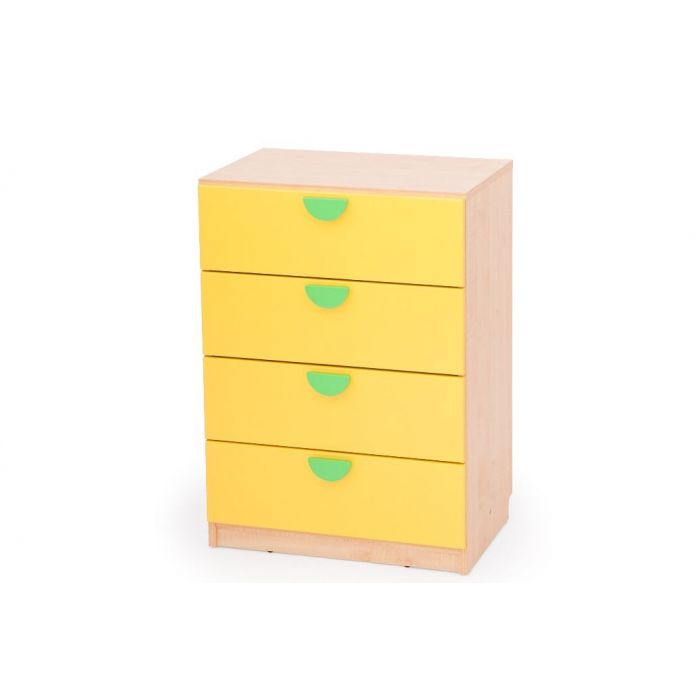Apple Drawer Cabinet by NOVUM