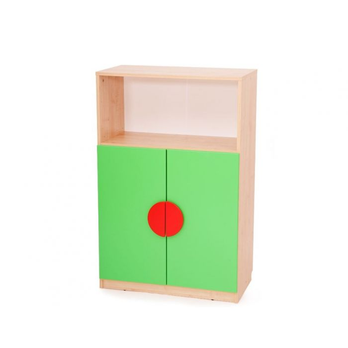 Apple Hutch Cabinet by NOVUM
