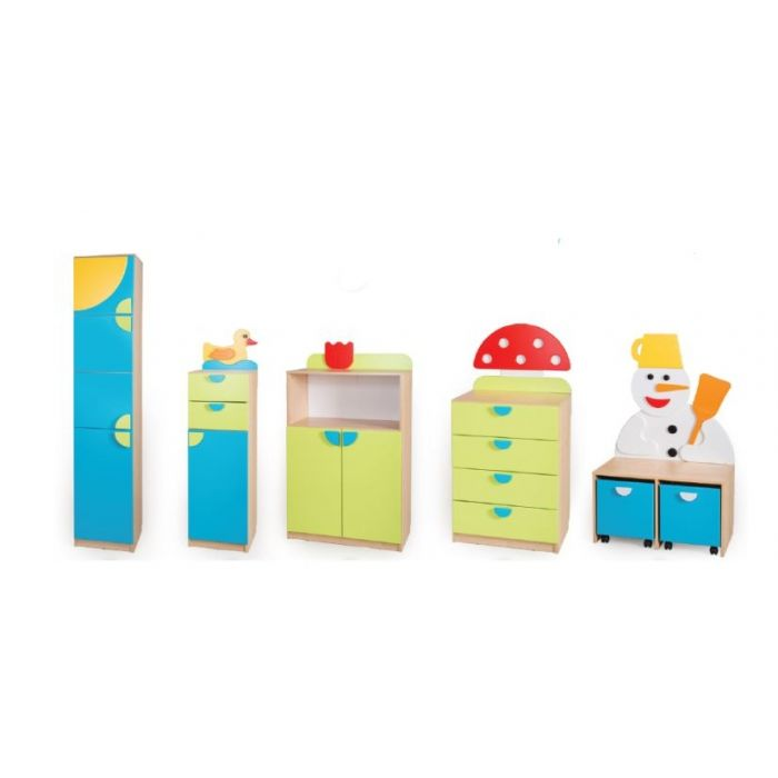 Four Seasons Sun Cabinet