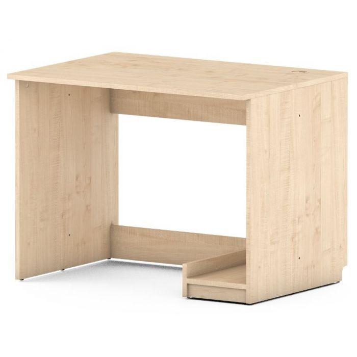 Maple Computer Desk by NOVUM