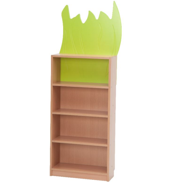 Prince Frog Rushes Book Shelf by NOVUM, 4520874