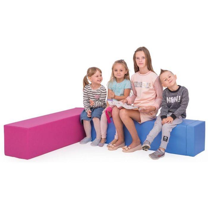 Foam Benches by NOVUM