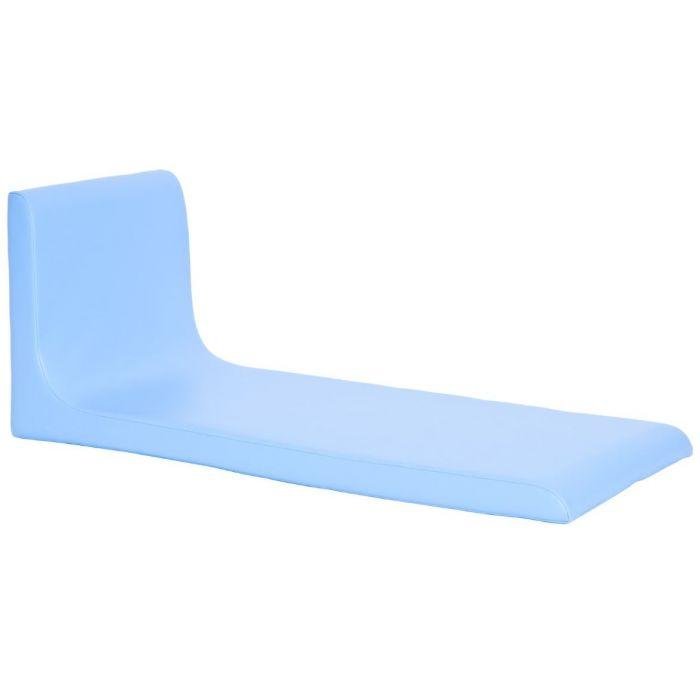 Blue Bench Cushion by NOVUM