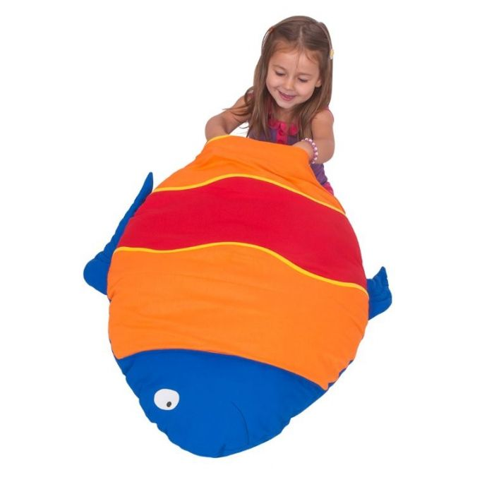 Fish Puff Floor Cushion by NOVUM, 4640094