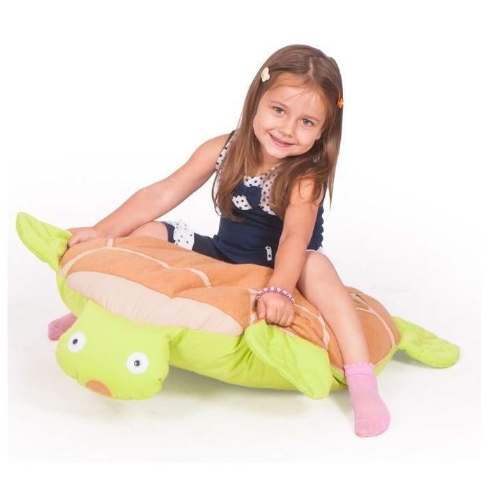 Turtle Puff Floor Cushion by NOVUM, 4640096