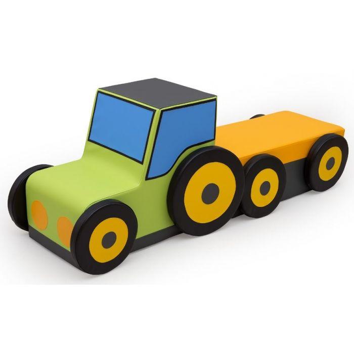 Tractor & Tractor Trailer by NOVUM, 4640170 & 4640199