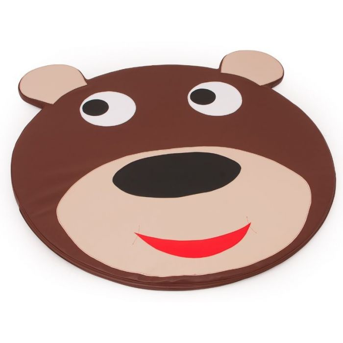 Teddy Bear Mat by NOVUM, 4640200