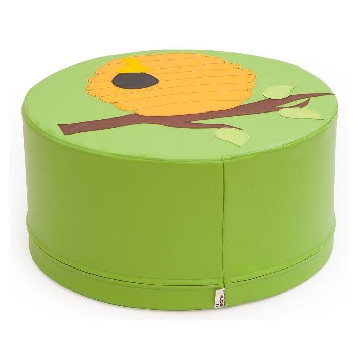 Tree Green Foam Table by NOVUM, 4640348