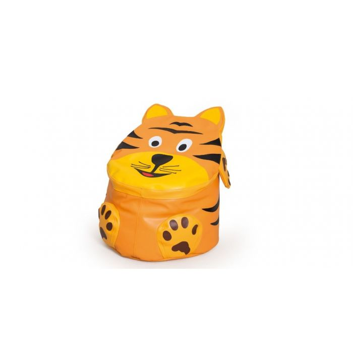 Tiger Bean Bag Chair by NOVUM