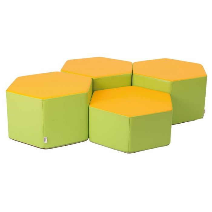 Honeycomb Soft Seating Set by NOVUM, 4640616