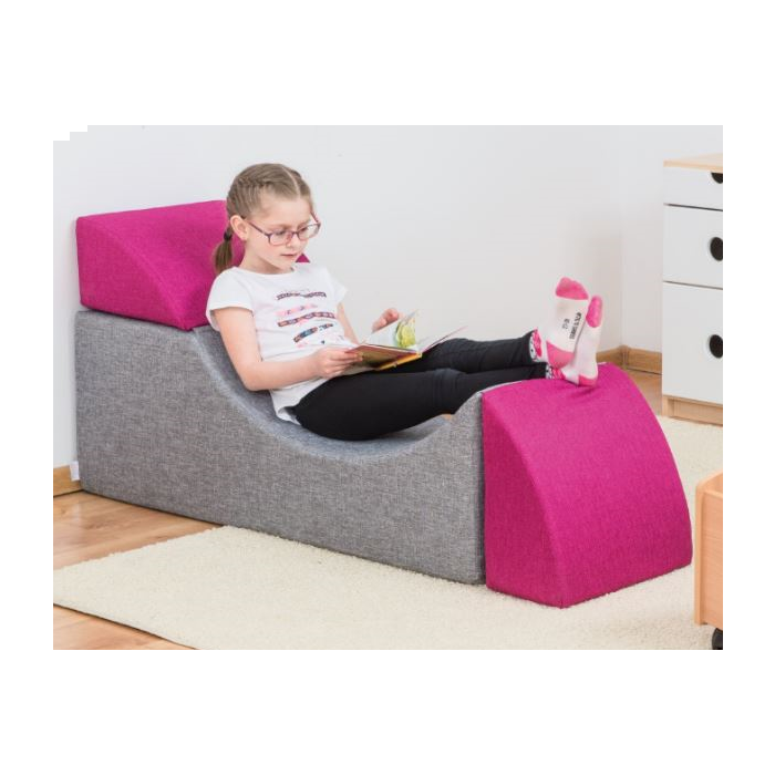 Foldable Relaxed Sofa by NOVUM, 4641132 & 4641134