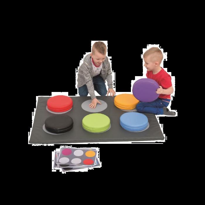 Arrange the Colors Floor Game by NOVUM, 4641135