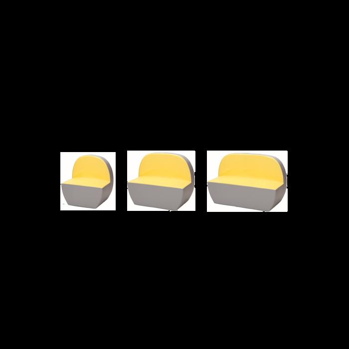 Lemon Sofas by NOVUM, 4641213 - 4641216