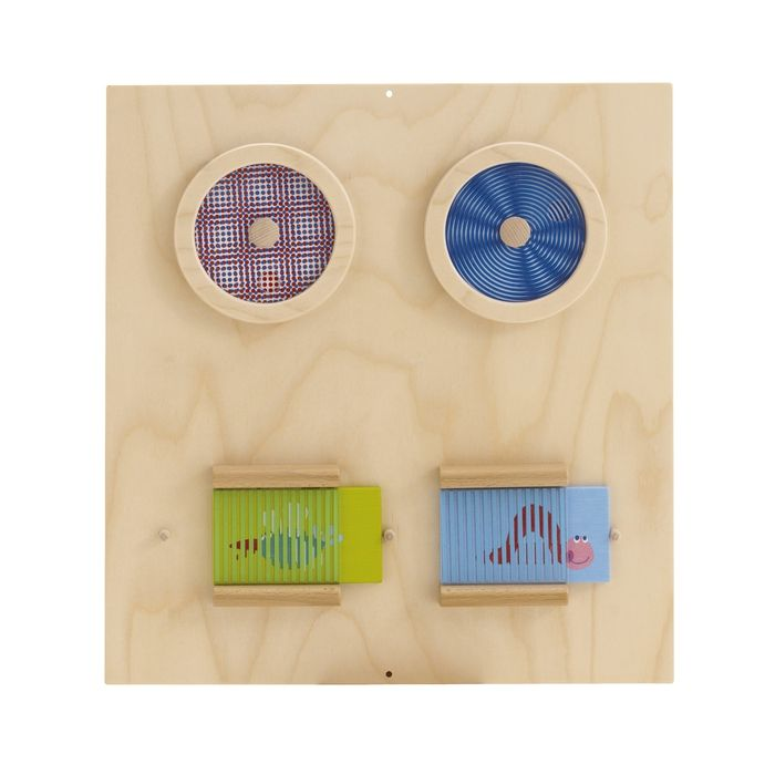 Optical Board Sensory Wall Activity Panel by HABA, 120377