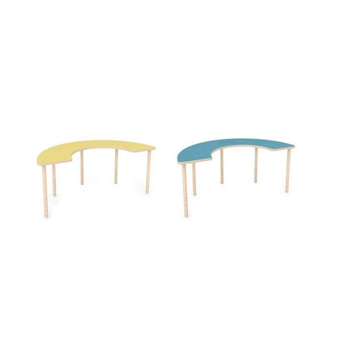 Horseshoe Table by NOVUM