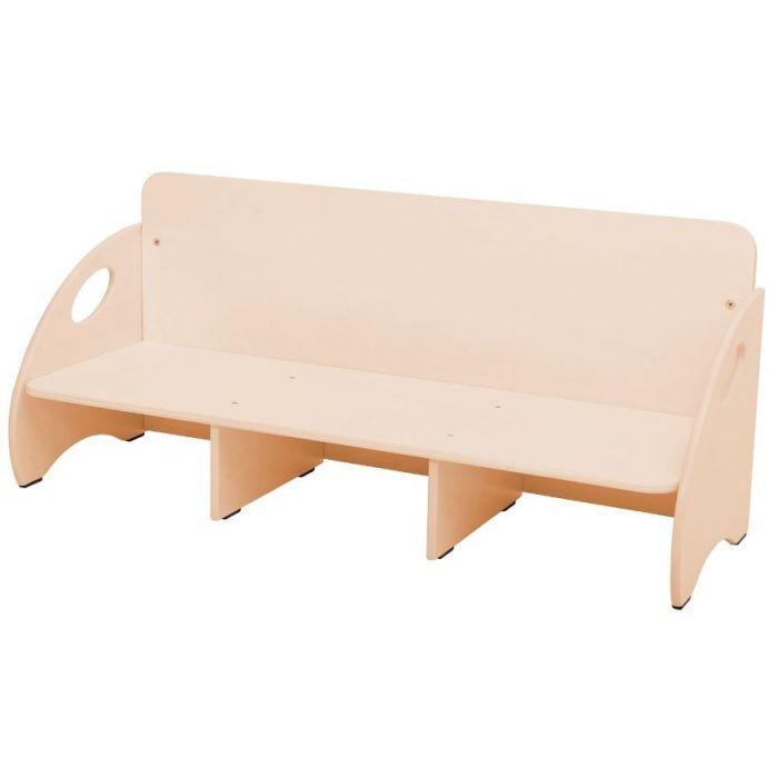 Franek Triple Sofa by NOVUM