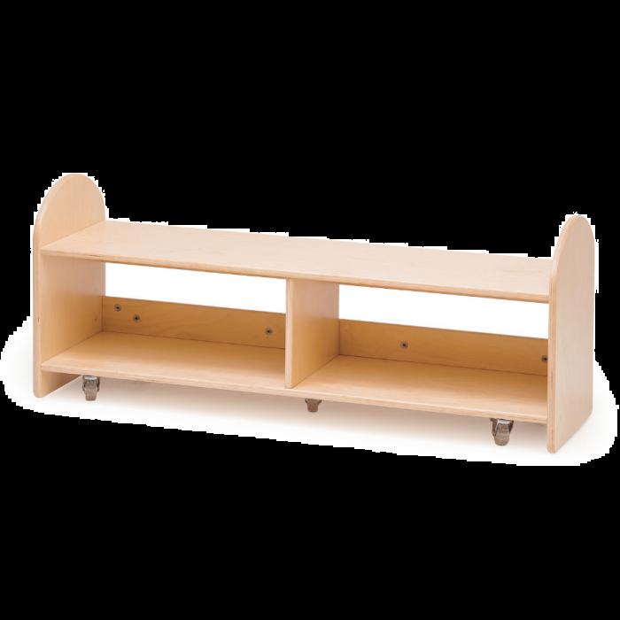 Rolling Storage Bench by NOVUM, 6512744