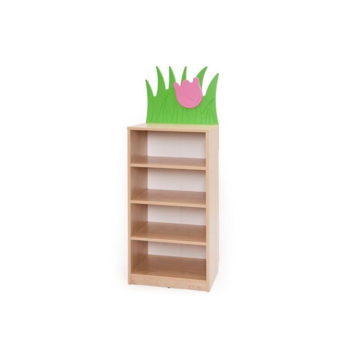 Meadow Land Tulip Bookcase by NOVUM