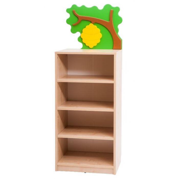 Beehive Bookcase by NOVUM, 6522026