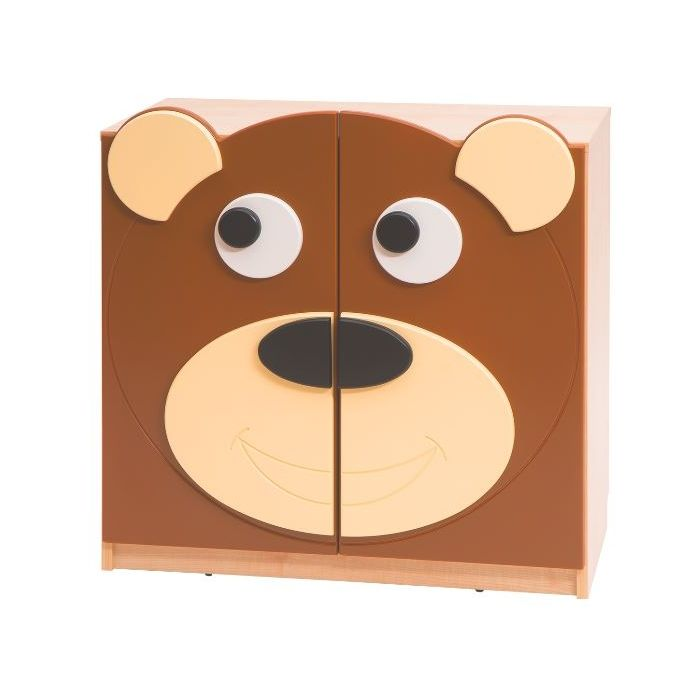 Smiling Teddy Bear Cabinet by NOVUM, 6522027