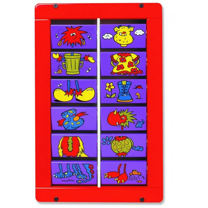 Monster Block Fun Activity by Playscapes, AMH-MON