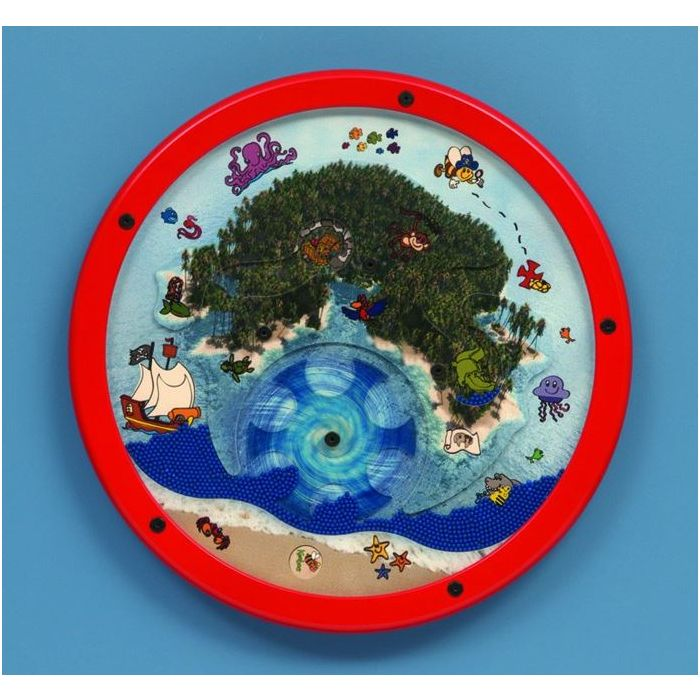 Treasure Island Wall Activity by Playscapes, AMH-RA0660W