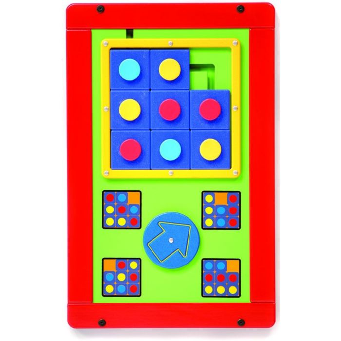 Tic Tac Toe Activity Panel by Playscapes, AMH-TIC