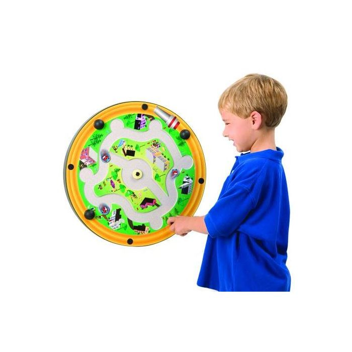A-Round My Town Activity by Playscapes