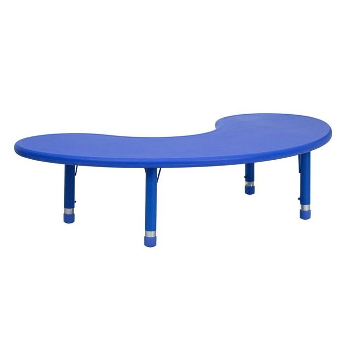 Playscapes Duty Bound Half-Moon Activity Table