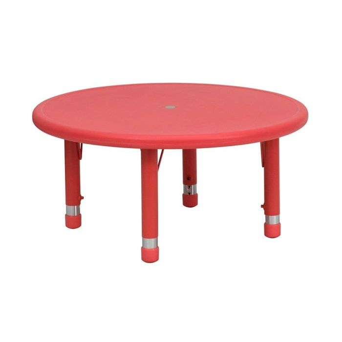 Playscapes Duty Bound Small Round Activity Table