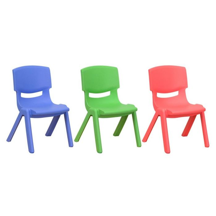 Playscapes Plastic Stack Chairs
