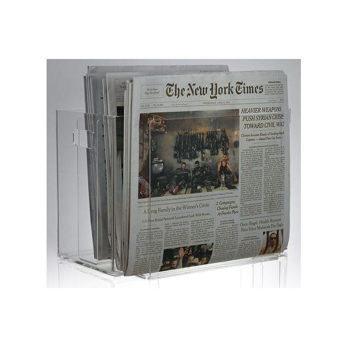 3branch magbox™ Newspaper Display, GR03ZNW