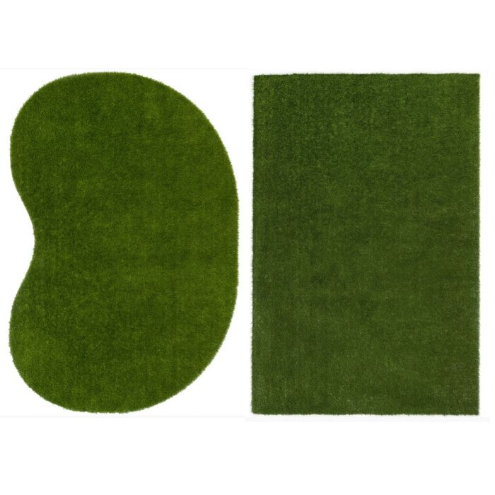 GreenSpace Artificial Grass Rugs by Playscapes, 30CRGRN*