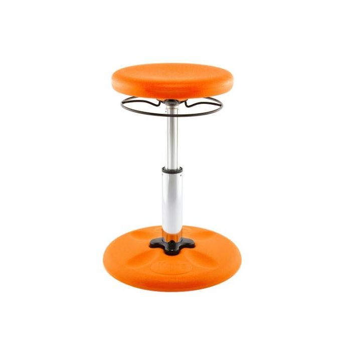 Active Learning Adjustable Stool by Playscapes, GR05ADJKID*