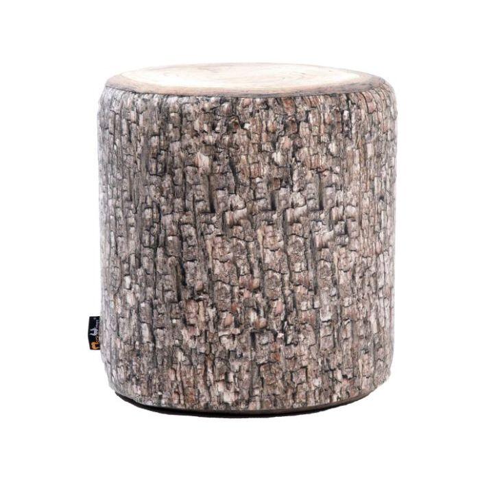 Woodsmen Naturescape Tree Trunk Stool, MW160*