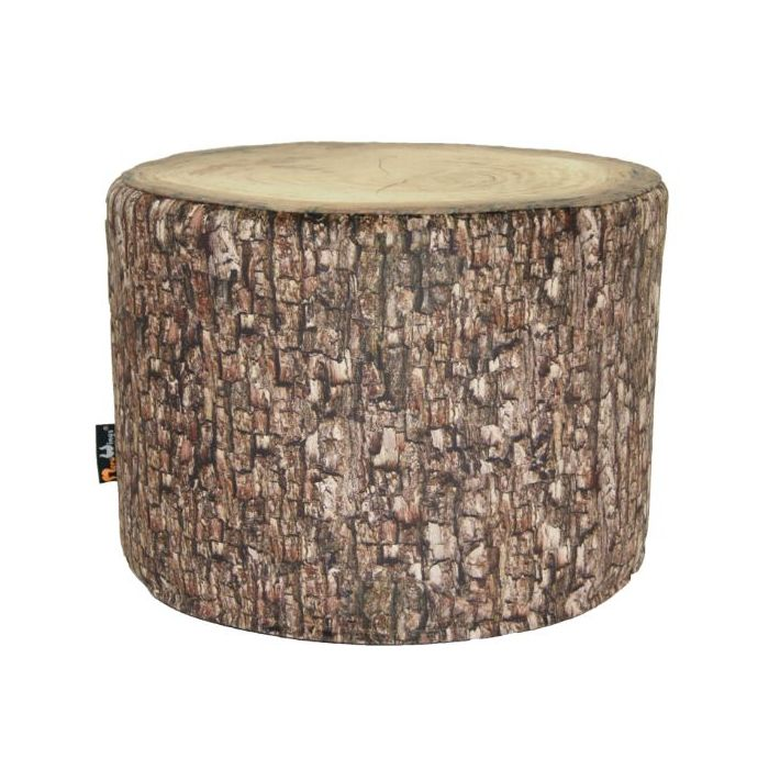 Woodsmen Naturescape Mini Tree Trunk Stool, MW170*