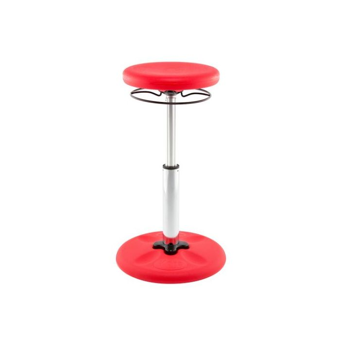 Active Learning Adjustable Tall Stool by Playscapes, GR05ADJPT*