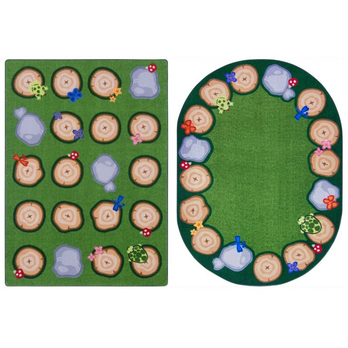 Stumped™ Carpet by Playscapes, 30CRSTU*