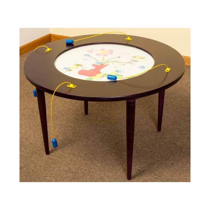 Flowers and Bees Activity Table by Playscapes, Y15536**