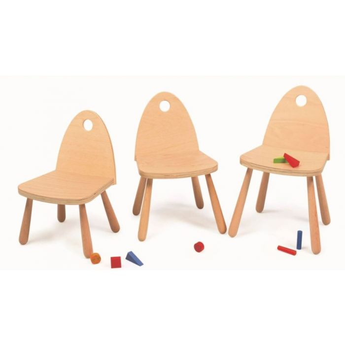 Children's Furniture Company® Ellipse Chairs, Y204*