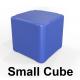 Small Cube (201AX)