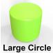 Large Circle (301BX)