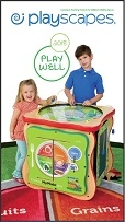 Playscapes Catalog Cover
